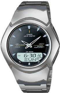 Casio Men's Atomic Wave Ceptor Watch WVA104HDA 1AV at  Men's Watch store.
