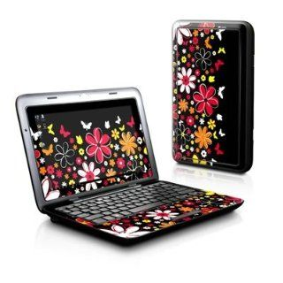 Laurie's Garden Design Protective Decal Skin Sticker (Matte Satin Coating) for Dell Inspiron Duo Convertible Tablet 101 inch Laptop Computer Computers & Accessories