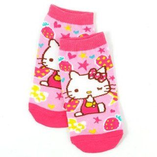 Hello Kitty Ankle Socks Winking Electronics