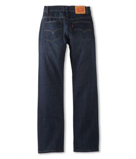Levis Kids Boys 505 Regular Fit Jean Slim Big Kids Dark Sky