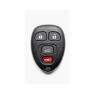 Keyless Entry Remote Fob Clicker for 2007 Cadillac SRX (Must be programmed by Cadillac dealer) Automotive
