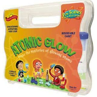 Scientific Explorer's Atomic Glow   Glow in the Dark Science Kit Toys & Games