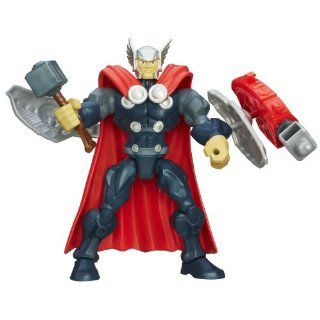 Marvel Super Hero Mashers Thor Figure 6 Inches Toys & Games