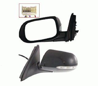 Discount Starter and Alternator 1117PL S Acura TSX Driver Side Replacement Mirror Power Non Heated W/Signal Lamp Manual Folding Paint to Match Automotive