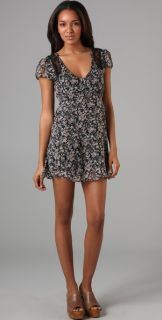 Winter Kate Goldfield Floral Dress