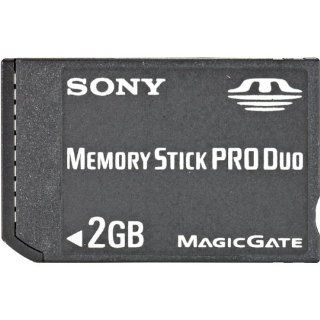 Sony 2 GB Memory Stick PRO Duo Memory Card MSX M2GS Electronics