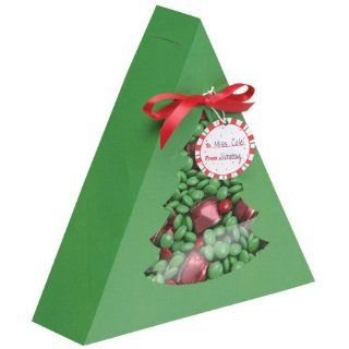 Christmas Tree Shaped Cookie/Candy Box   Christmas Gift Boxes