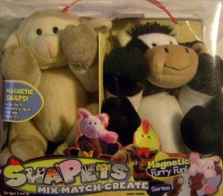 Swap Pets   Lamb & Cow   Mix, Match, and Create   Series 1 Toys & Games