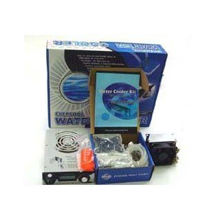Evercool Liquid Water Cooler System with CPU VGA Fan WC 202 Electronics