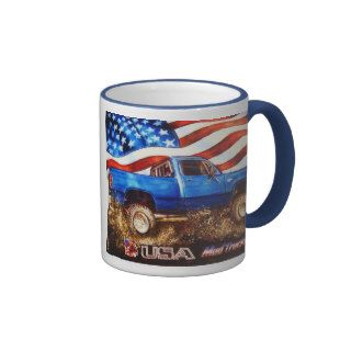 USA Mud Trucks Coffee Mug