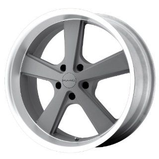 KMC KM701 20x10 Gray Wheel / Rim 5x4.75 with a 18mm Offset and a 72.60 Hub Bore. Partnumber KM70121034418 Automotive
