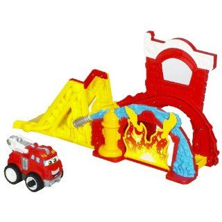 Tonka C And F Boomer's Flippin' Fire Rescue Toys & Games