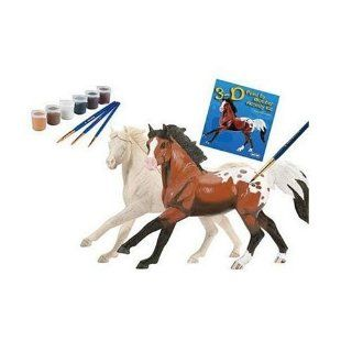 Breyer Horses 3D Paint by Number Kit  Appaloosa Sports & Outdoors