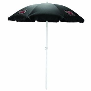 NCAA South Carolina Gamecocks Portable Sunshade Umbrella  Sports Fan Canopies  Sports & Outdoors