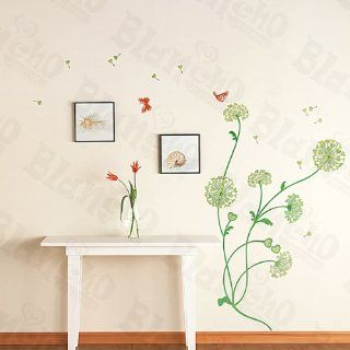 Dandelions   Large Wall Decals Stickers Appliques Home Decor   Dandelion Bedding