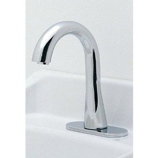 Toto TEL5LG10#CP Gooseneck EcoPower 0.5 GPM Thermal Mixing Faucet, Polished Chrome   Bathroom Sink Faucets
