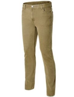 Doublju Mens Stretchy Cotton Slim Fit Pants at  Men�s Clothing store