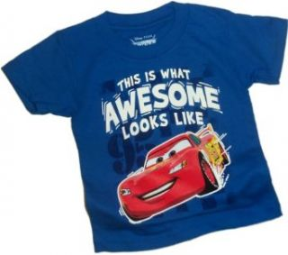 This is What Awesome Looks Like    Disney Pixar Cars Toddler T Shirt, Toddler Medium Clothing