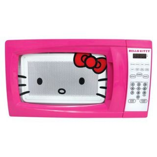 Hello Kitty Microwave   Pink (7 CuFt)