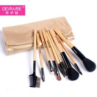 Cosmetic Brush Set   Luxury Comprehensive 9 pc Antibacterial Professional Cosmetic Makeup Brush Set   Studio Line Brushes Made of Natural Bristles. Factory Direct, OEM For Japan Department Stores.Why Pay More For The Same Brush Set. This Brand New Make Up