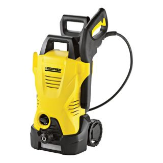 Karcher Electric Pressure Washer — 1600 PSI, 1.2 GPM, Model# K2.425 X Series  Electric Cold Water Pressure Washers