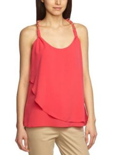 Fornarina Damen Top Regular Fit NANCIE RASPBERRY POLYESTER TOP / BEFT269C823G5, Gr. 38 (M), Pink (raspberry G5) Bekleidung
