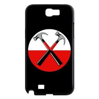 CreateDesigned Pink Floyd Hard Cover Case for Samsung Galaxy Note 2 N2CD00288 Cell Phones & Accessories