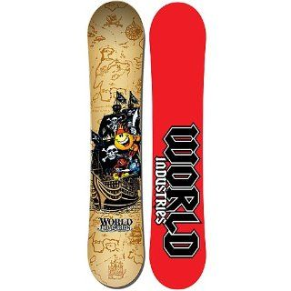 World Industries Buccaneer Snowboard   110 cm  Sporting Goods  Sports & Outdoors