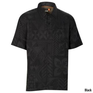 Quiksilver Mens Aganoa 2 Short Sleeve Shirt 723755