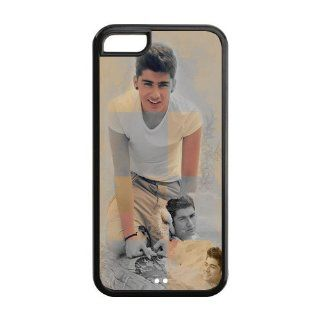 One Direction Zayn Malik Singer TPU Inspired Design Case Cover Protective For Iphone 5c iphone5c NY277 Cell Phones & Accessories