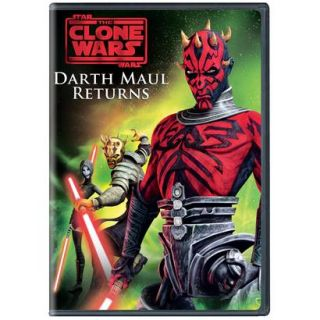 Star Wars The Clone Wars   Darth Maul Returns