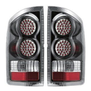 APC 407524TLB Dodge Ram Diamond Cut Tail Light Assembly Automotive