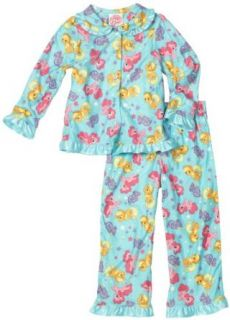 My Little Pony Girls 2 6x Toddler Magical Ponies Set, Multi, 3T Clothing