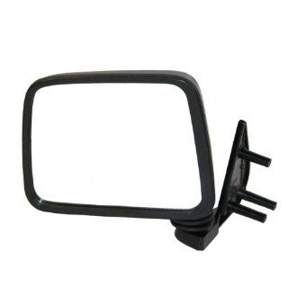 1986 1997 Nissan Pathfinder, D21 Hardbody Pickup Truck Manual Black Folding Rear View Mirror Left Driver Side (1986 86 1987 87 1988 88 1989 89 1990 90 1991 91 1992 92 1993 93 1994 94 1995 95 1996 96 1997 97) Automotive