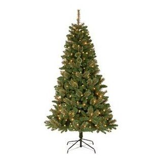 NATIONAL TREE CO IMPORT MMC19 307 75 Meadow Art Tree, 7.5 Inch   Christmas Trees