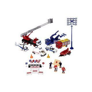 Fast Lane Super Emergency Playset   Toys R Us Exclusive Toys & Games