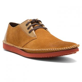 Deer Stags Delaware  Men's   Mustard Split Suede