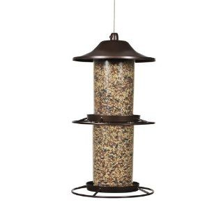 Perky Pet 325S Panorama Bird Feeder  Wild Bird Feeders  Patio, Lawn & Garden