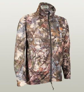 Russell Outdoors Mens APXG2 L3 Single Layer Soft Shell Jacket  Camouflage Hunting Apparel  Sports & Outdoors