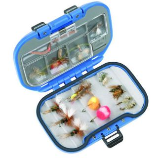 Flambeau Blue Ribbon 1916CR Waterproof Mini Fly Box 411330