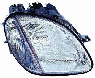 Depo 340 1122R ASC Mercedes Benz SLK Class Passenger Side Replacement Headlight Assembly Automotive