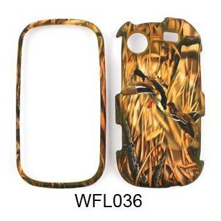 Samsung Messager Touch R630 Camo/Camouflage Hunter Series, w/ Ducks Hard Case/Cover/Faceplate/Snap On/Housing/Protector Cell Phones & Accessories