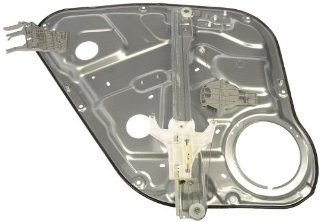 Dorman 749 341 Hyundai Santa Fe Rear Passenger Side Power Window Regulator Automotive