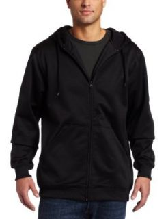 Russell Athletic Big & Tall Mens Dri Power Zip Hood Jacket, Black, 3X at  Men�s Clothing store