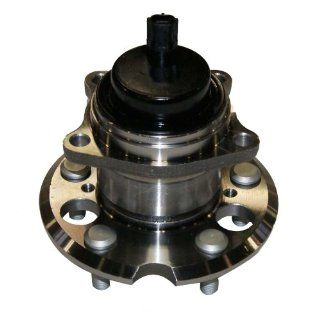 GMB 770 0251 Wheel Bearing Hub Assembly Automotive