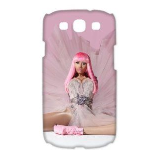 Custom Nicki Minaj Case For Samsung Galaxy S3 I9300 (3D) WSM 376 Cell Phones & Accessories
