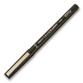 Black Thick Calligraphy Pen 5.0mm   sold individually  Artists Pens