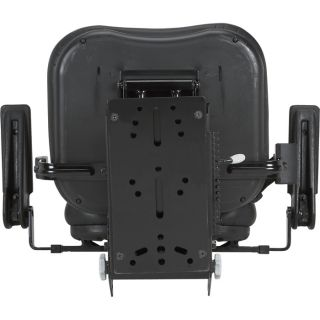 A & I Products Big Boy Suspension Tractor Seat — Black, Model# BBS108BL  Construction   Agriculture Seats