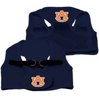 Auburn University Tigers Pet Dog Mesh Vest Harness XS/SMALL