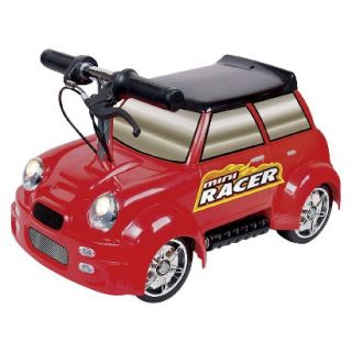 National Products LTD. Mini Racer Battery Powered Riding Toy   Red (24V)